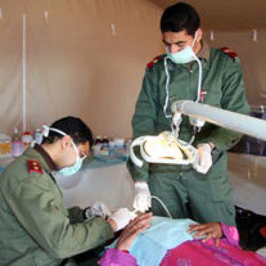 تنغير:أمسمرير،تقديم 3300 خدمة طبية في ظرف خمسة أيام لفائدة الساكنة