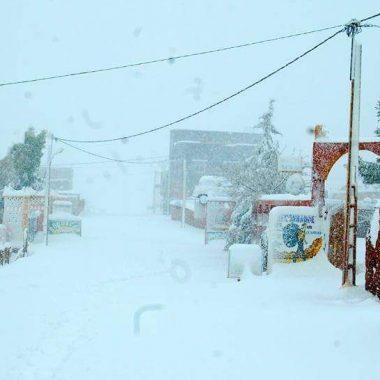 تنغير:حصار الثلوج يهدد بكارثة إنسانية