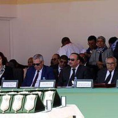 اقليم زاكورة:امحاميد الغزلان تحتفل بالذكرى الستين للزيارة التاريخية لجلالة المغفور له محمد الخامس
