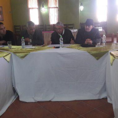 التقدم والاشتراكية: اجتماع تنظيمي لجهة درعة تافيلالت استعدادا للمؤتمر الوطني العاشر