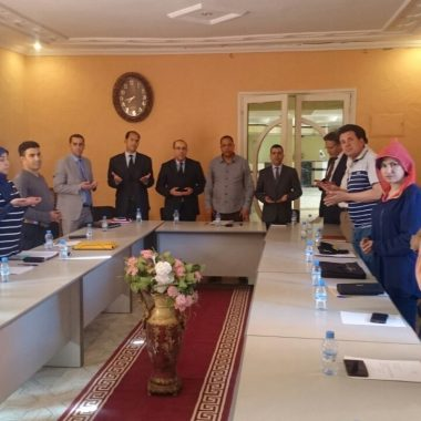 الرشيدية:انتخاب صادوق عبد الدايم رئيسا للمجلس الاقليمي للسياحة