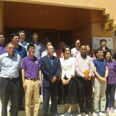 مستشفى مولاي علي الشريف يتعزز بمساعدات طبية من الصين