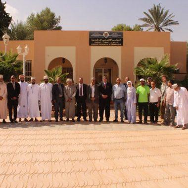 زيارة تواصلية لوفد من دول الخليج للمجلس الاقليمي بالرشيدية