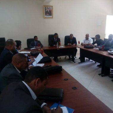 الرشيدية:انطلاق التداريب الميدانية لمسلك تكوين الأطر الإدارة التربوية فوج 2018-2019