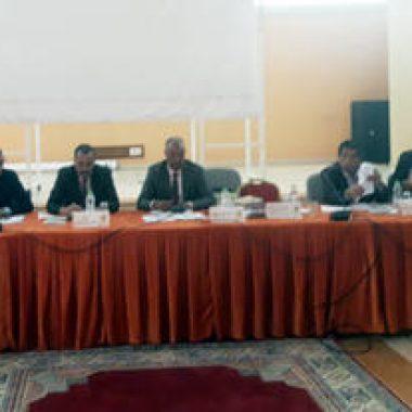 المجلس الجماعي لمدينة الرشيدية يصادق على مشروع ميزانية سنة 2019