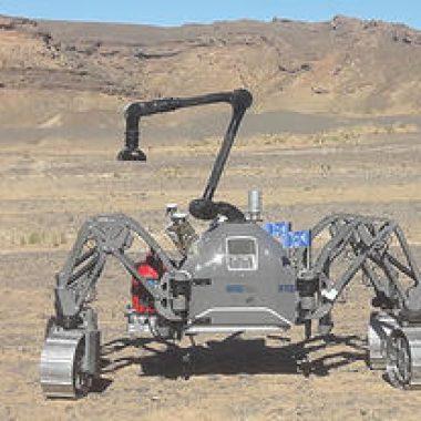 الريصاني:إجراء الاختبارات والتجارب النهائية لمشروع الروبوت الفضائي