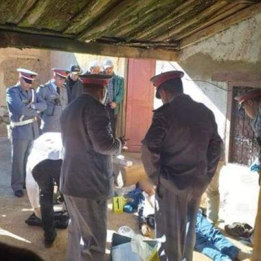 خطير : زوجة شابة تردي زوجها قتيلا رميا بالرصاص بإقليم خنيفرة