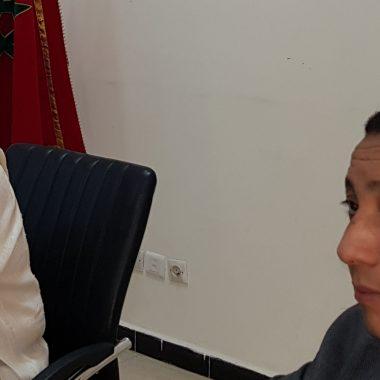 الرشيدية:والي جهة درعة تافيلالت يستقبل جمعيات اباء وأولياء التلاميذ بالإقليم