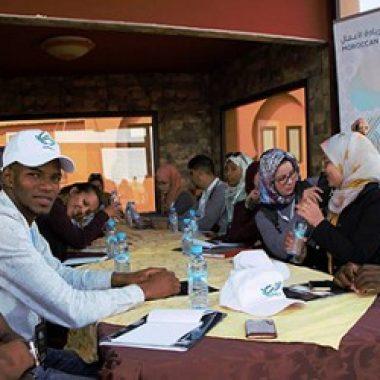 منتدى ريادة الأعمال بورزازات:شباب أفارقة ومغاربة يستفيدون من ورشات متنوعة حول مواضيع المقاولة والتكنولوجيا والابتكار