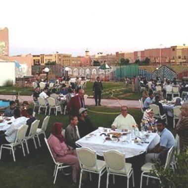 الرشيدية:موائد الإفطار الرمضانية مبادرات خلاقة تعكس تشبث المغاربة الموصول بقيم التضامن والتآزر
