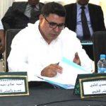 عاجل:العالوي مولاي المهدي رئيس جماعة ملعب يستقيل من المجلس الاقليمي للرشيدية