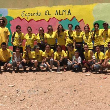 الرشيدية:انطلاق فعاليات الورش الدولي لجمعية بوابة الجنوب