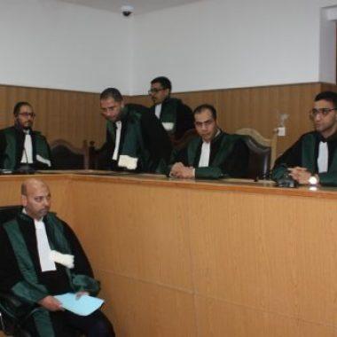 تنصيب السيد المصطفى عمراني وكيلا للملك بالمحكمة الإبتدائية بوادي زم