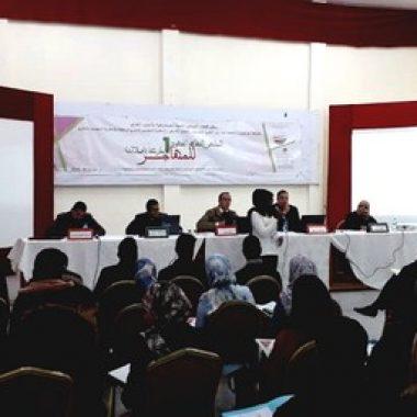الرشيدية:انطلاق فعاليات الملتقى الثقافي الجهوي الأول للمهاجر بدرعة تافيلالت