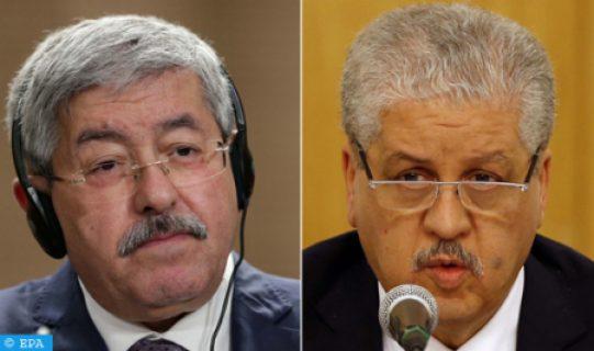 إدانة الوزيرين الأولين السابقين أويحيى وسلال ب 15 و12 سنة سجنا