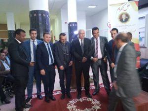 حفل تكريم رئيس المحكمة الابتدائية بالرشيدية الأستاذ عبد اللطيف جبري