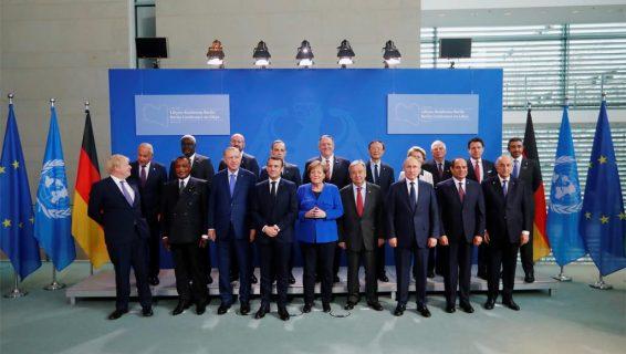 مهزلة…غياب اللبيين عن مؤتمر برلين