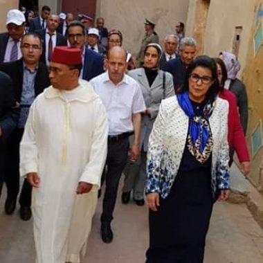 القصور والقصبات إحدى الركائز الأساسية لتنمية المنطقة..