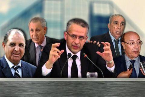 من بينها 13 مليون فالطواجن، المعارضة تتهم الشوباني بتبذير مالية الجهة..